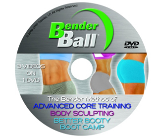 The Bender Ball method of Advanced core training,Body Sculpting