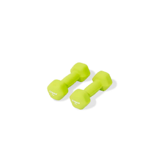 Neoprone Hex Dumbbells-2.0kg -Heavy duty-sold in pairs