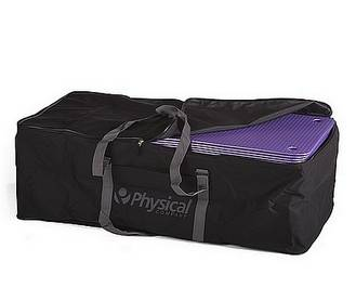 25 Supasoft Mats (Violet)+ Supasoft Dual Bag with shoulder strap