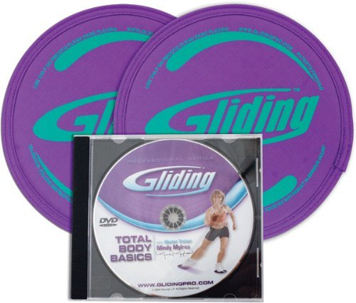 Gliding disc hardfloor with Body basic DVD-Special offer 16.99