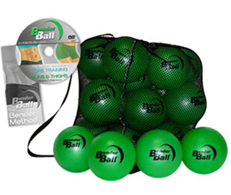 Bender ball instructor club 12 pack Free UK delivery