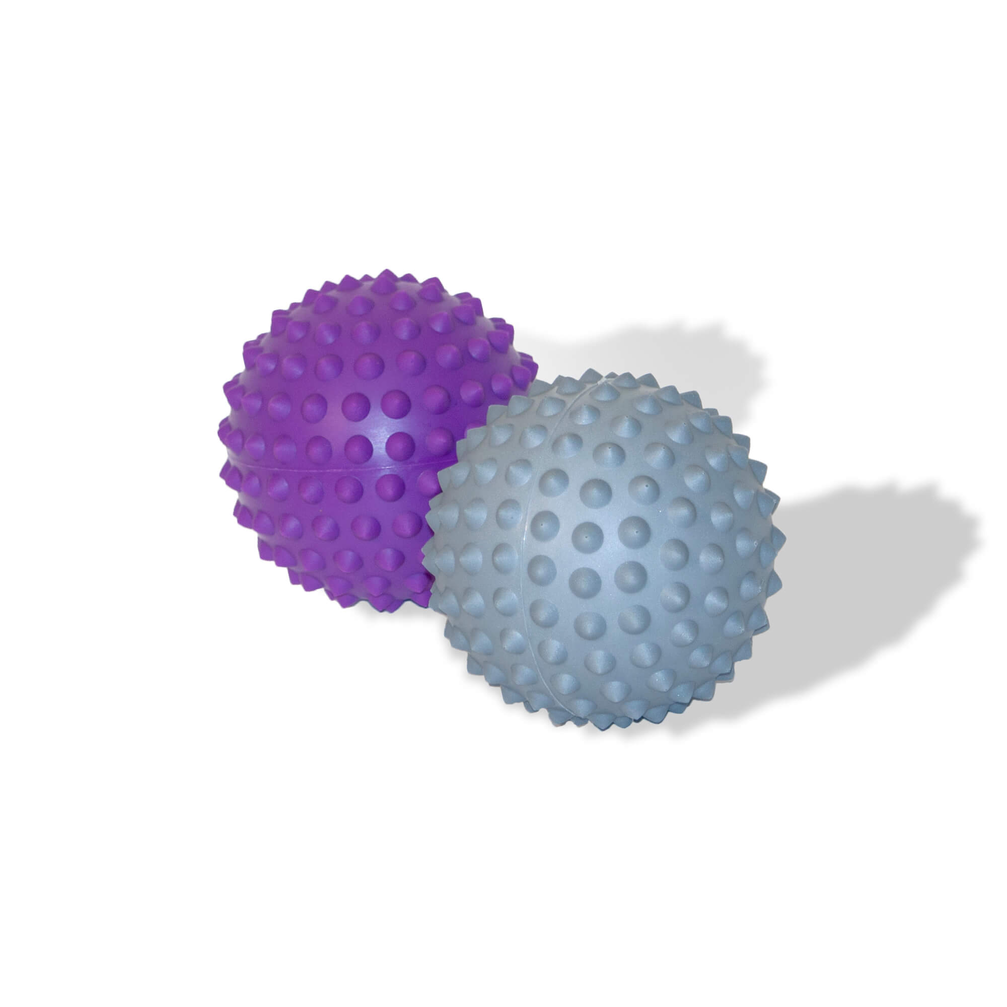 Prickle Stimulating Balls 46 ball Instructor pack-Grey/Purple
